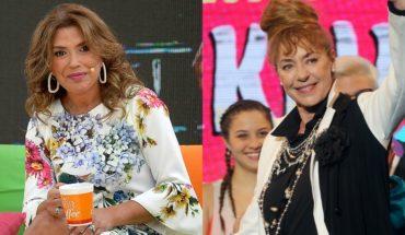 """Carolina Arregui reveló que siente """"mala onda"""" de parte de Claudia Di Girolamo"""
