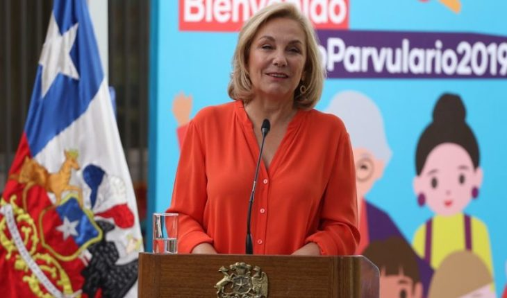 """Cecilia Morel and 8M: """"We must be United and empathize with each other, because we are all one"""""""