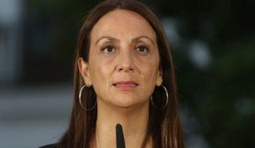 """Cecilia Pérez y proyecto de control de identidad: era la """"primera prioridad en todas las regiones"""" en las encuestas"""