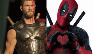 Chris Hemsworth le dio la bienvenida a Deadpool tras compra de Disney a Fox