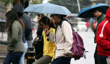Climate of today March 10: is expected rains and heat in these States