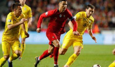 Cristiano Ronaldo se lesionó y peligra su participación en Champions League