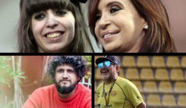 Cristina mostró pruebas de la salud de Florencia, habló Maxi Prietto, Maradona y un décimo hijo, preocupa Scocco y más...