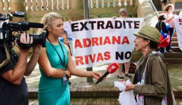 """DD. HH. : Adriana Rivas, """"Chani"""", will be held in Australia"""