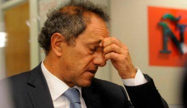 Daniel Scioli fue denunciado por presunto lavado de dinero