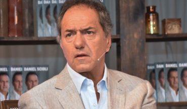 """Daniel Scioli va por la interna: """"Quiero ser presidente de Argentina"""""""
