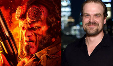 David Harbour Hellboy star will visit the city of Mexico