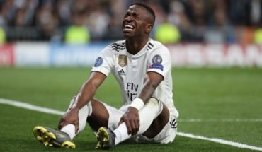 Deepens the crisis at Real Madrid: Vinicius Jr will be low for two months