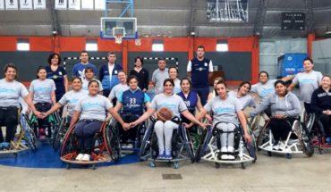 Donaron lo recaudado para ayudar a la Selección de básquet en silla de ruedas