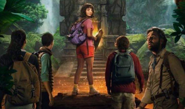 """""""Dora la exploradora"""": ¿cómo impactó en las redes el estreno del trailer?"""