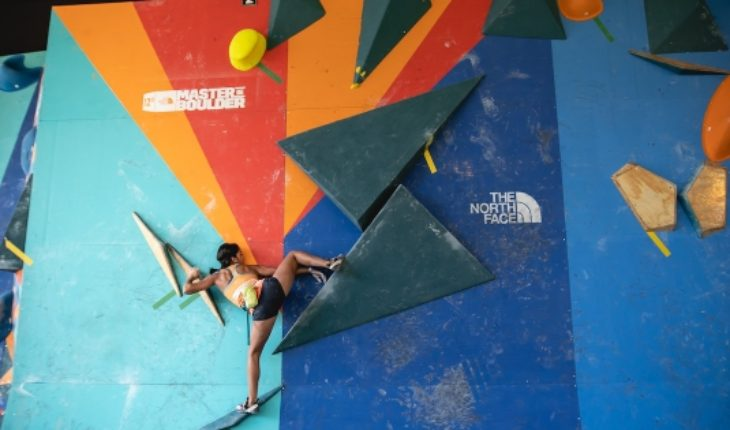 El chileno Benjamín Ayala y la estadounidense Kyra Condie se consagran como los ganadores del Master de Boulder