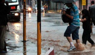 El clima de hoy y mañana en México prevé ambiente cálido, granizo y lluvias