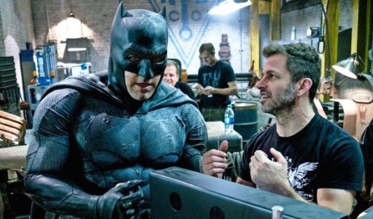 """El director de """"Liga de la Justicia"""" dice que Batman es un asesino"""