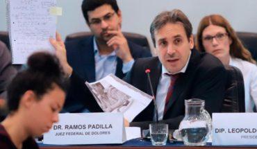 El gobierno contra el juez Ramos Padilla: impulsa su remoción