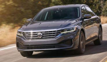 El nuevo Volkswagen Passat sale al descubierto