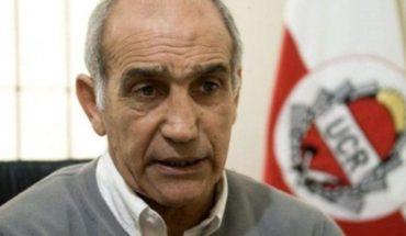 """El vicegobernador bonaerense cuestionó """"las voces de los radicales sueltos"""""""