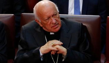 El viernes se conocerá decisión por sobreseimiento del cardenal Ezzati