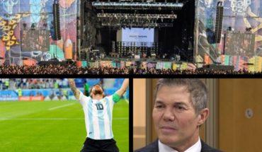 Empezó el Lollapalooza, miralo Filo.News, alarmante cifra de pobreza, Burlando sobre Thelma, Habló Messi y mucho más...