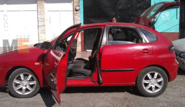 En un intento de asalto en Morelia, ladrones en moto disparan a un automovilista sin lograr lesionarlo