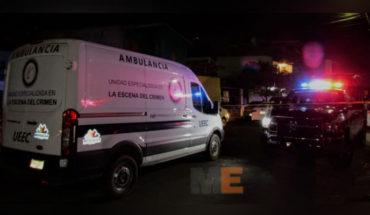 Encuentran a un hombre muerto a balazos en la colonia Lomas de Morelia