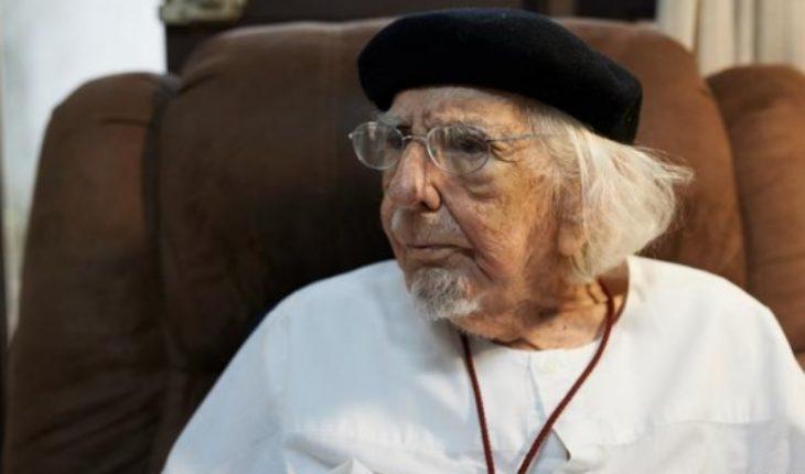"""Ernesto Cardenal sobre situación en Nicaragua: """"No tengo libertad para decirlo, no hay libertad de ninguna clase"""""""
