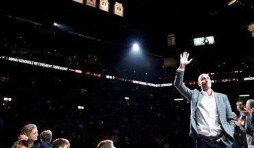 Eterno Manu Ginóbili: San Antonio Spurs retiró para siempre la camiseta número 20