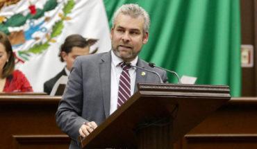 Extinction of domain, key to weaken the financial power of crime: Alfredo Ramírez