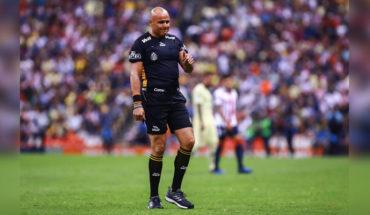 FMF abre procedimiento contra el árbitro Francisco Chacón