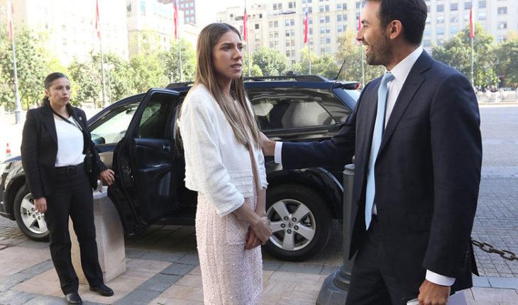 """Fabiana Rosales, esposa de Juan Guaidó, calificó como """"contundente"""" informe de Bachelet sobre Venezuela"""