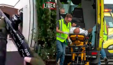 """Facebook eliminó video de ataques a dos mezquitas en Nueva Zelanda """"por respeto a las personas afectadas"""""""