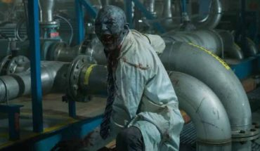 First images of the film based on the classic game Doom