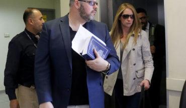 Fiscalía pide 4 años de presidio menor para Natalia Compagnon y Dávalos