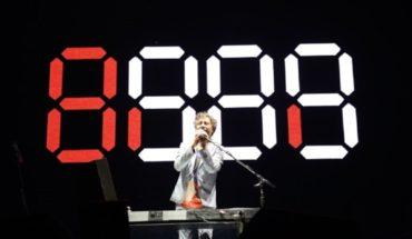 Fito Páez le puso su toque de rock argentino al Lolla con todos sus éxitos