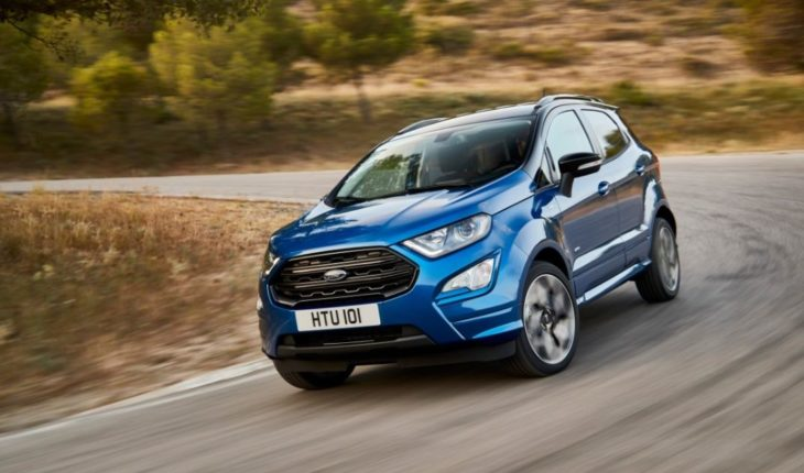 Ford actualizó el EcoSport: pantalla táctil para todos