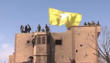 """Fuerzas sirias confirmaron el fin del """"califato"""" de Estado Islámico"""