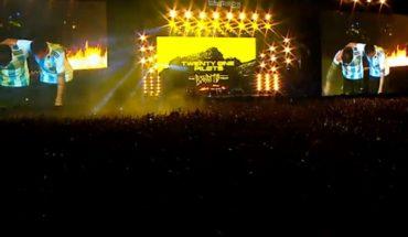 Furor por Twenty One Pilots en el Lollapalooza: euforia en un show repleto