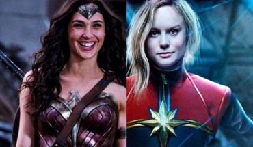 """GAL Gadot congratulated Brie Larson on the success of """"Captain Marvel"""""""
