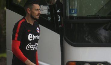 """Gabriel Arias: """"Hay que pelear un puesto para la Copa América"""""""