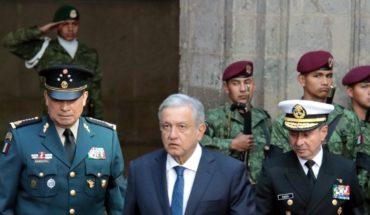 Gobierno de México prepara leyes secundarias de Guardia Nacional