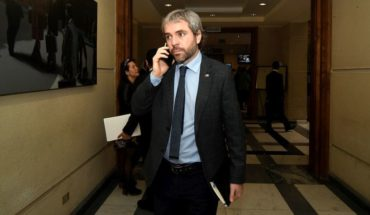 "Gonzalo Blümel: ""need a camera that has governance"""