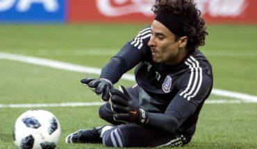 Guillermo Ochoa Cumple 100 juegos con la Selección Mexicana