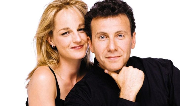 """Helen Hunt and Paul Reiser returned to """"Mad About You"""""""