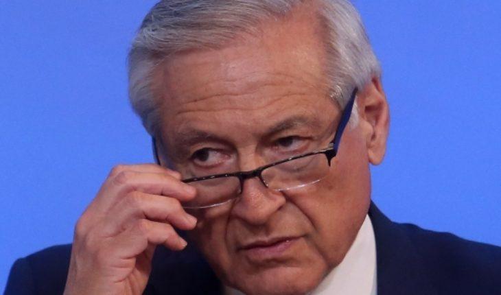 """Heraldo Muñoz y semana de conversaciones de Piñera con la oposición: """"Las señales hasta ahora son negativas"""""""