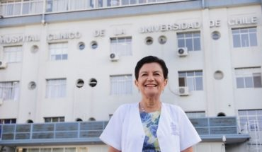 History: Dr. Graciela Rojas is the first woman to lead the Hospital Clínico of the U. of Chile