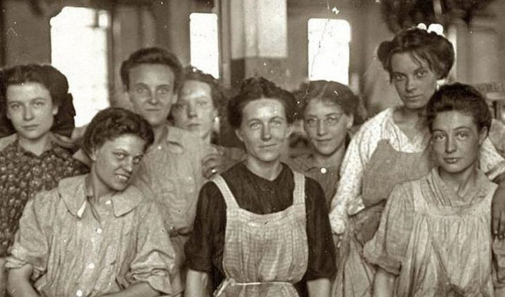 History of struggle: the emblematic case of the Triangle Shirtwaist factory