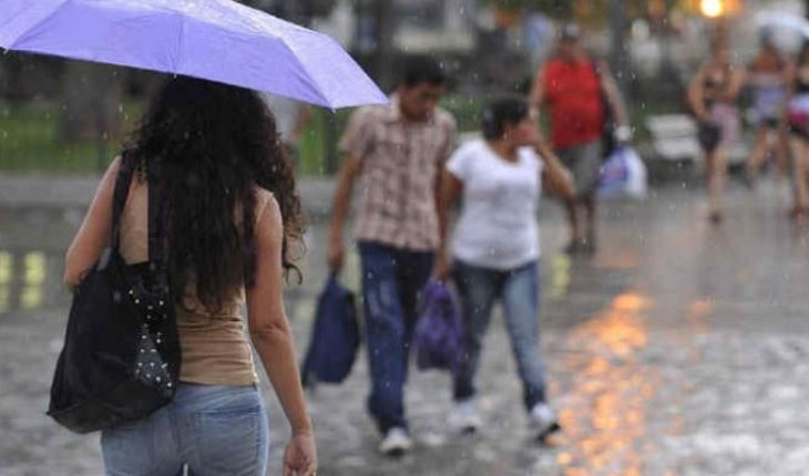 Hot environment in much of Mexico, as well as rainfall in the Northeast, East and southeast Mexico
