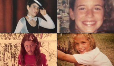 """""""I to the 11"""": the famous shared her photos by the girl from Tucumán"""