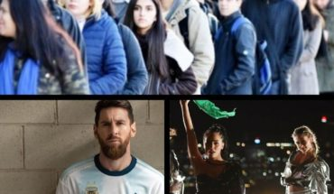 INDEC reveló datos de desempleo, dólar hoy, vuelve Messi, Lali indignada, video que Shakira quiso borrar y mucho más...