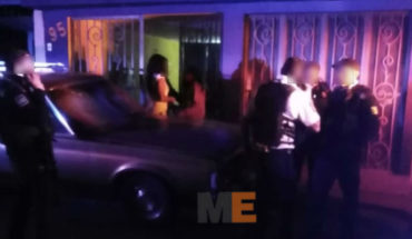 In a marital fight, woman is seriously wounded with a melee weapon, in Morelia, Michoacán