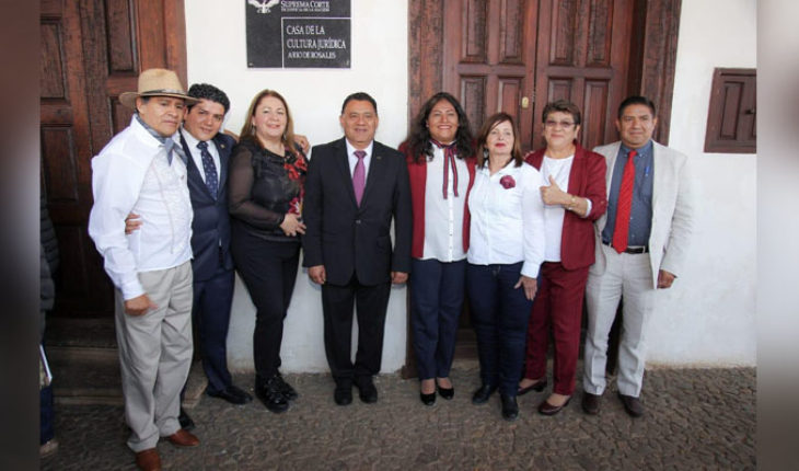 Inclusion of women, central axis in Group Morena